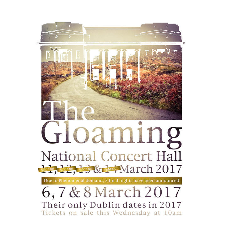 the Gloaming @ The National Concert Hall - Dublin, Ireland