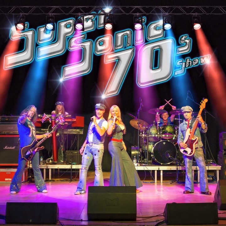 Supersonic70s @ QUEENS Theatre  - Hornchurch, United Kingdom