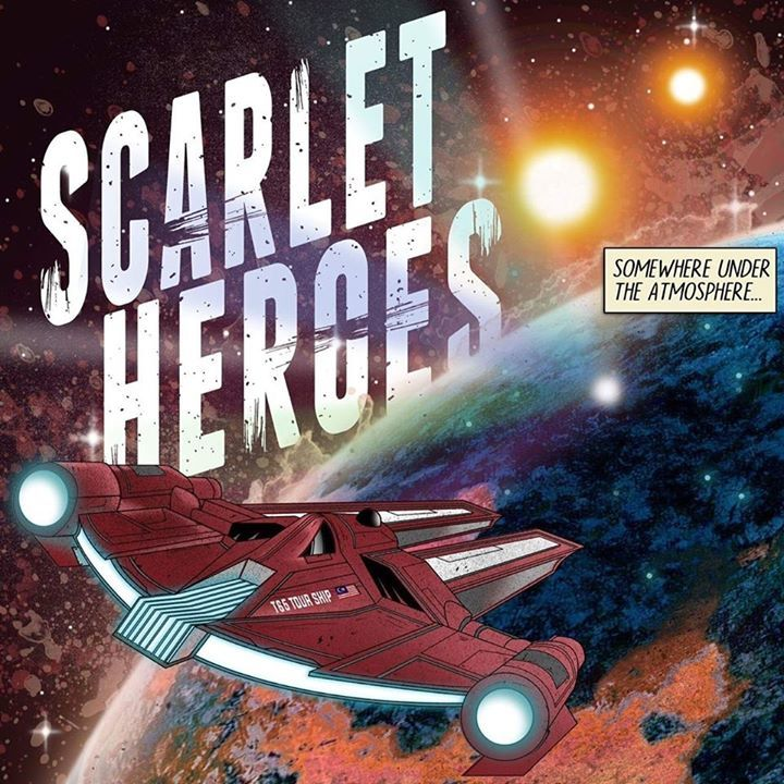 Scarlet Heroes Tour Dates