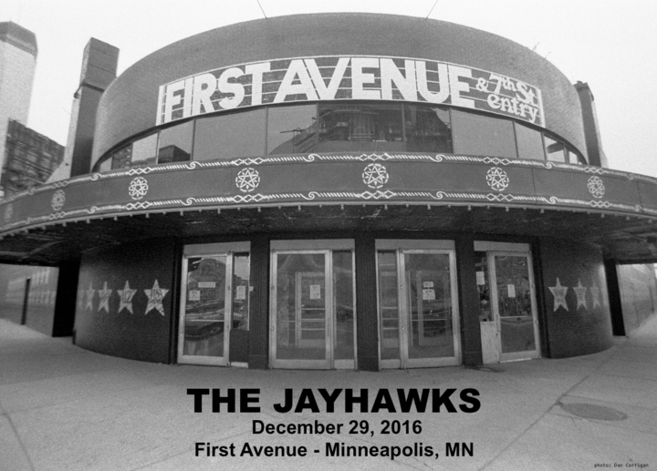 The Jayhawks @ First Avenue - Minneapolis, MN
