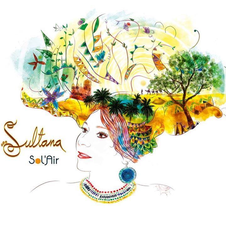 Sultana Tour Dates