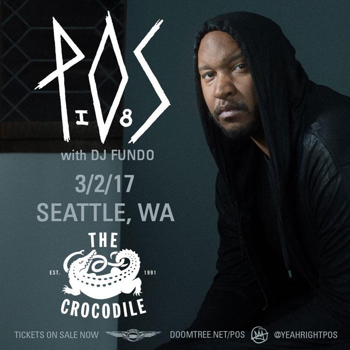 P.O.S. @ The Crocodile - Seattle, WA