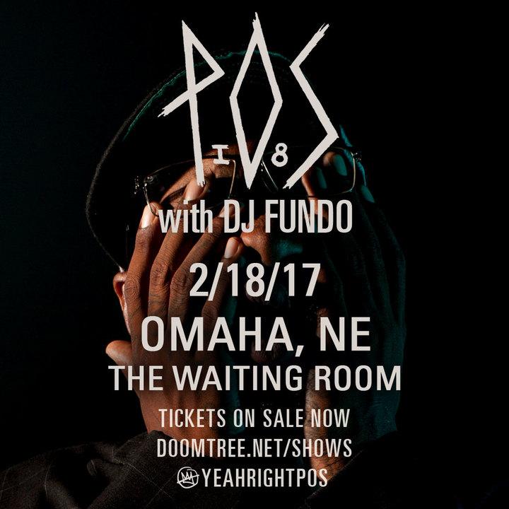 P.O.S. @ The Waiting Room - Omaha, NE