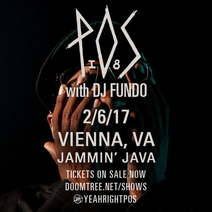 P.O.S. @ Jammin' Java - Vienna, VA