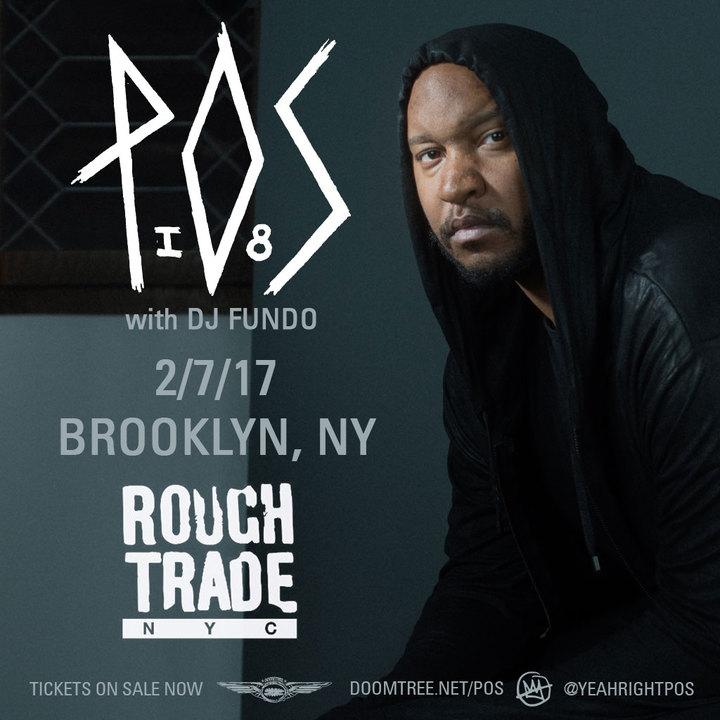 P.O.S. @ Rough Trade NYC - Brooklyn, NY