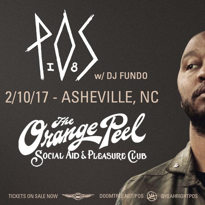 P.O.S. @ The Orange Peel - Asheville, NC