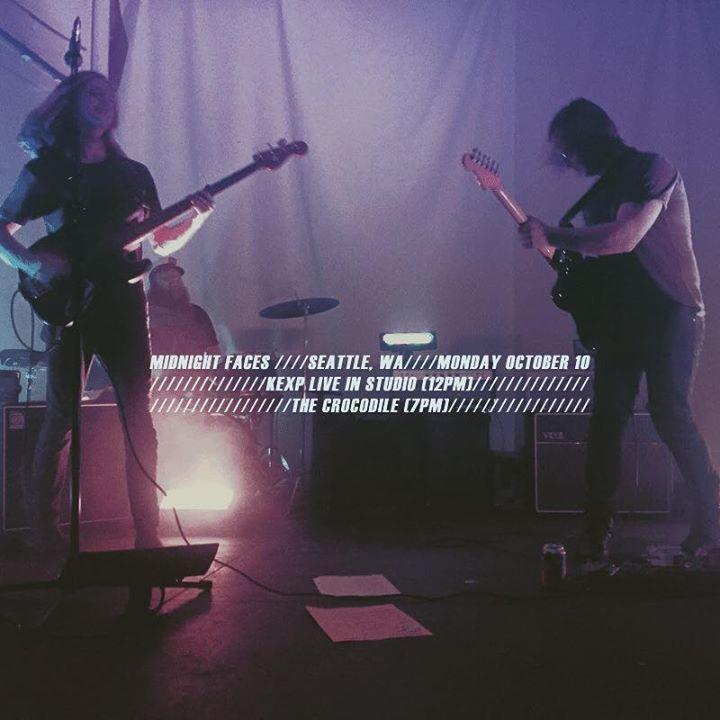 Midnight Faces Tour Dates