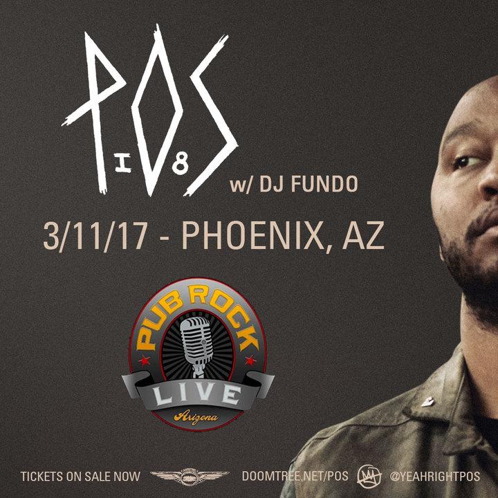 P.O.S. @ Pub Rock - Phoenix, AZ