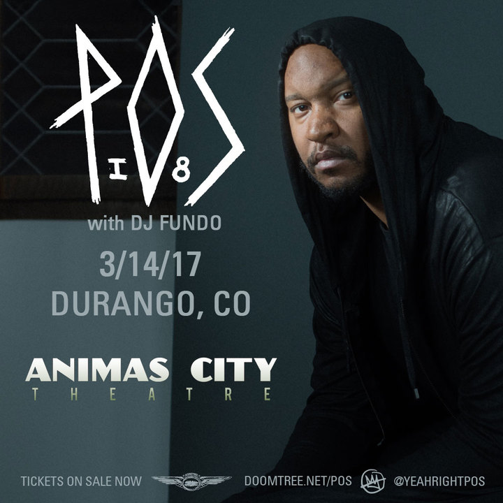 P.O.S. @ Animas City Theatre - Durango, CO