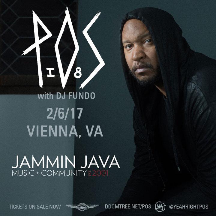P.O.S. @ Jammin Java - Vienna, VA