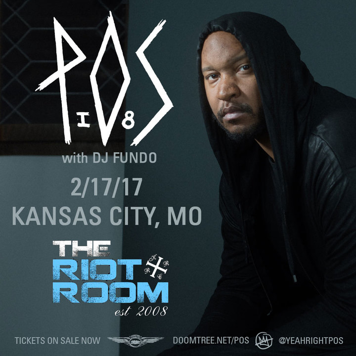 P.O.S. @ The Riot Room - Kansas City, MO