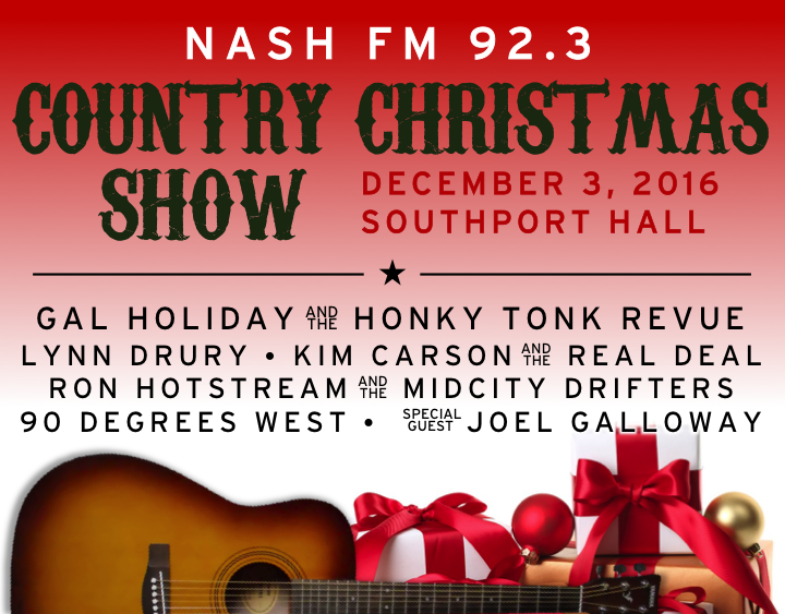 Gal Holiday and the Honky Tonk Revue @ Southport Music Hall - New Orleans, LA