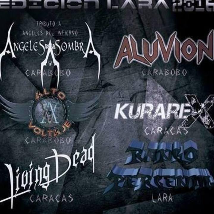RANGO PERCENTIL   Heavy Metal Tour Dates