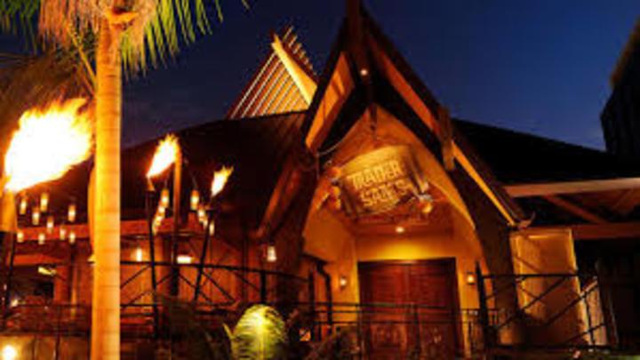 Kalama Brothers @ Trader Sam's Enchanted Tiki Bar at the Disneyland Hotel - Anaheim, CA