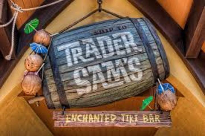 Kalama Brothers @ Trader Sam's Enchanted Tiki Bar at the Disneyland Hotel - Anaheim, CA