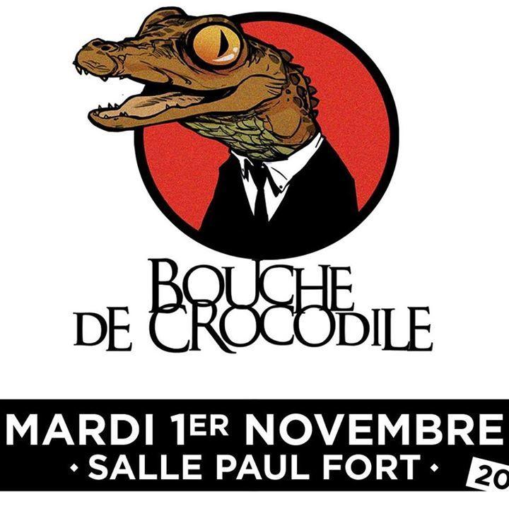 Bouche De Crocodile Tour Dates