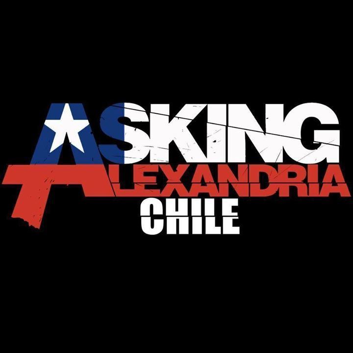 Asking alexandria fans club Chile Tour Dates