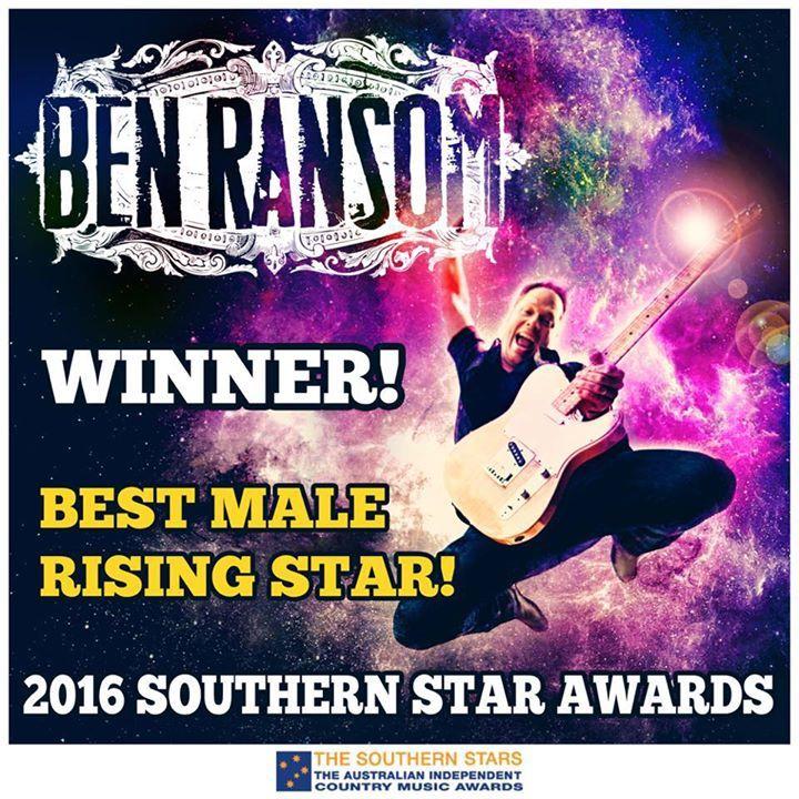 Ben Ransom Music Tour Dates