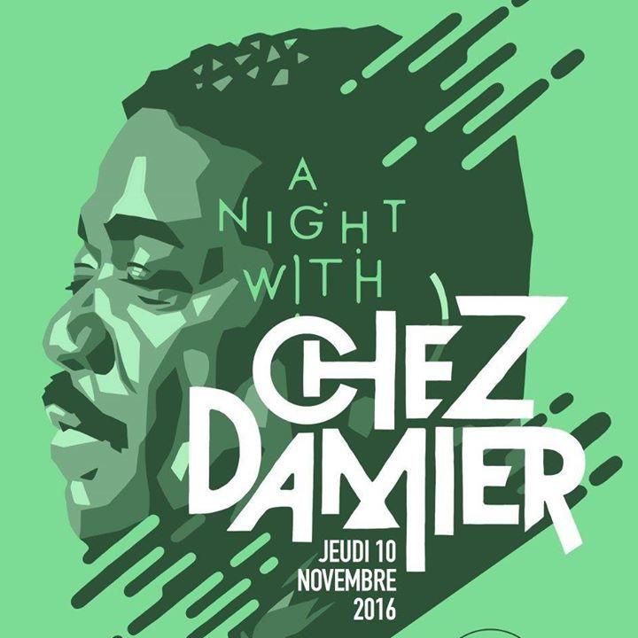 Chez Damier Tour Dates