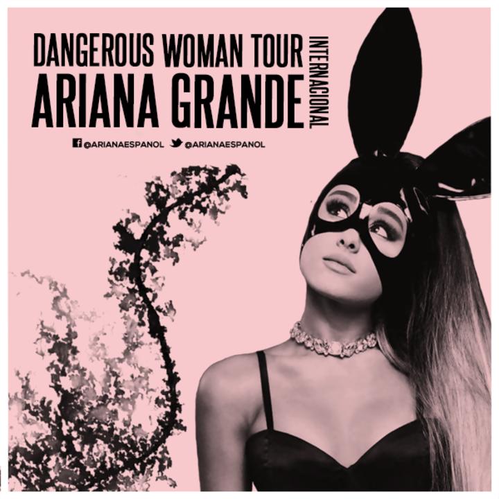 Ariana Grande Canada Tour Dates