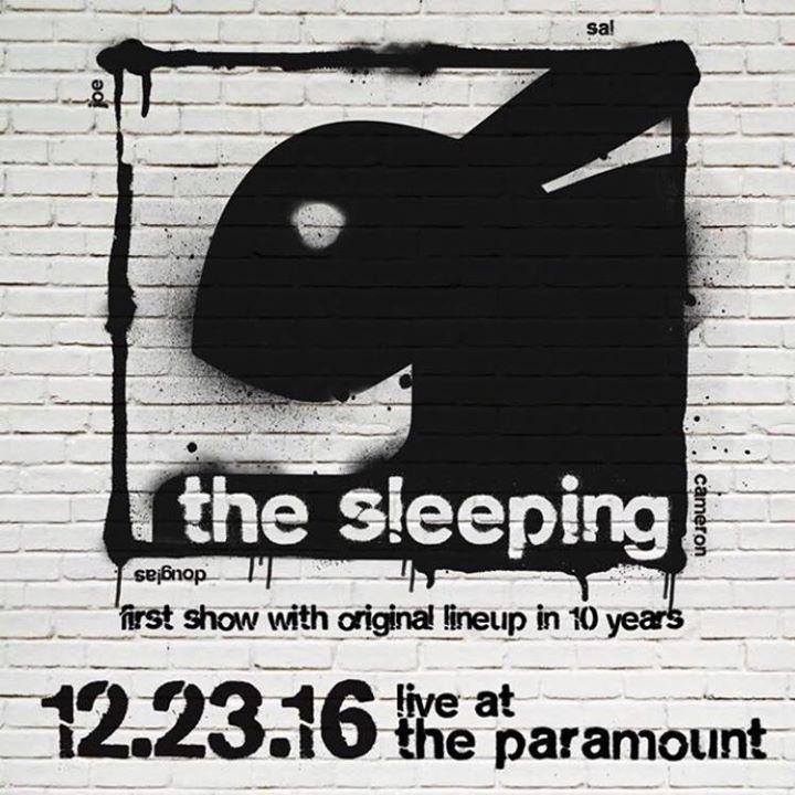 The Sleeping Tour Dates