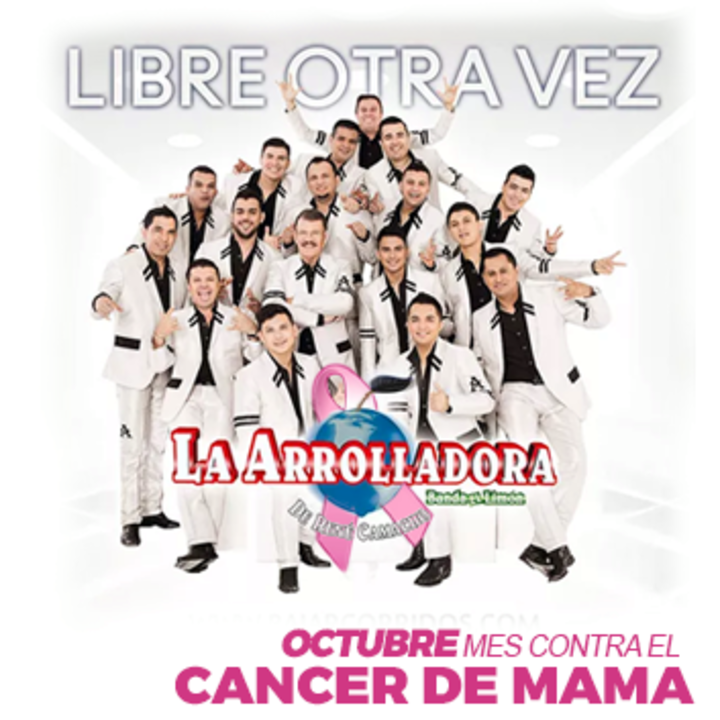 La Arrolladora Banda El Limon Tour Dates