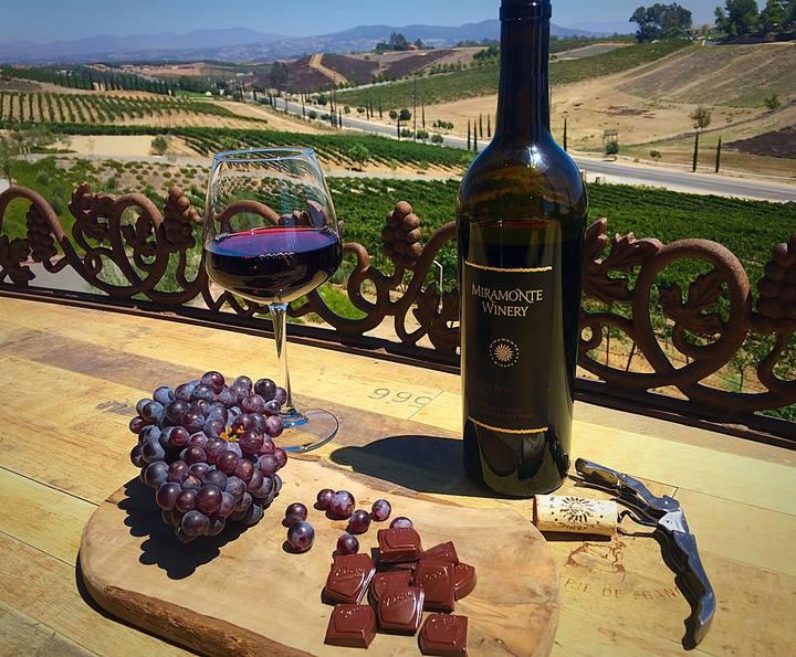 Missy Andersen @ Miramonte Winery - Temecula, CA