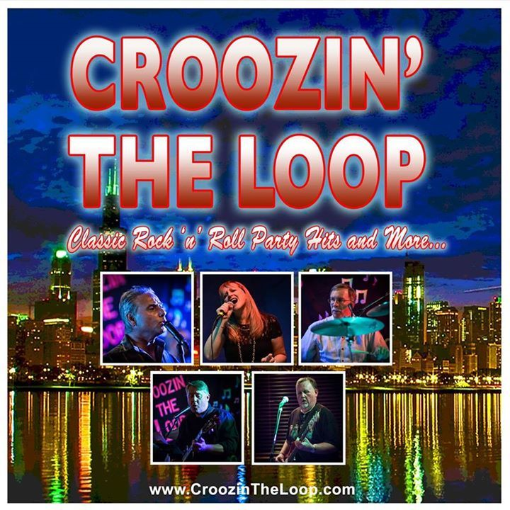 Croozin the Loop Band @ Cooper's Corner - Winfield, IL