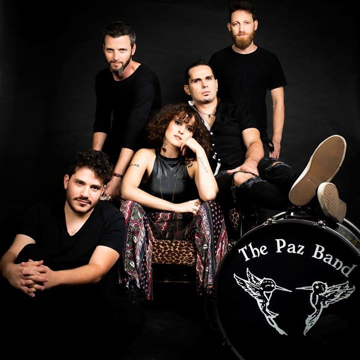 The Paz Band Tour Dates