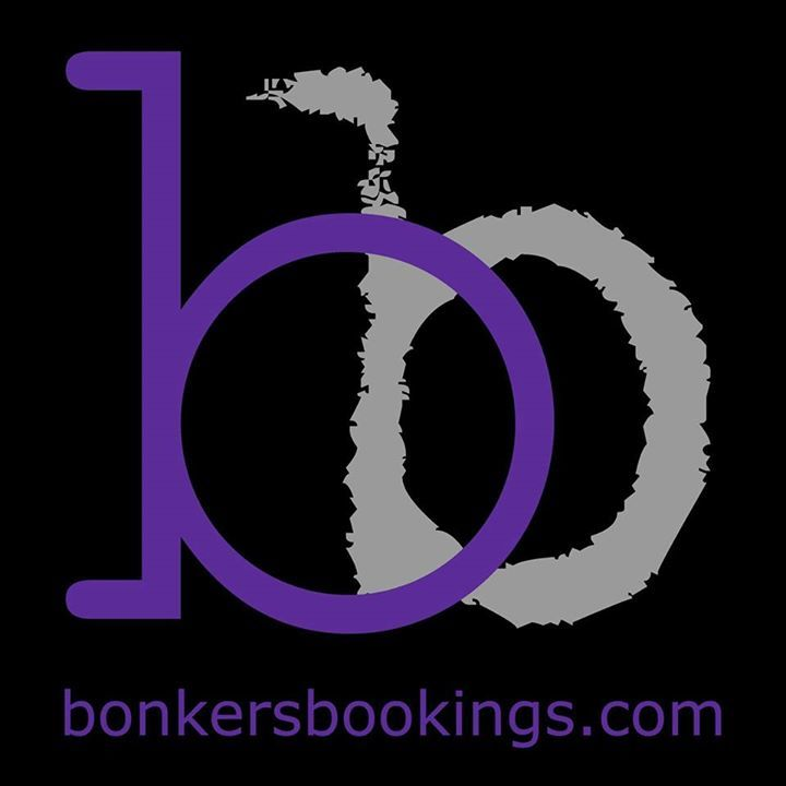 Bonkers Bookings Tour Dates