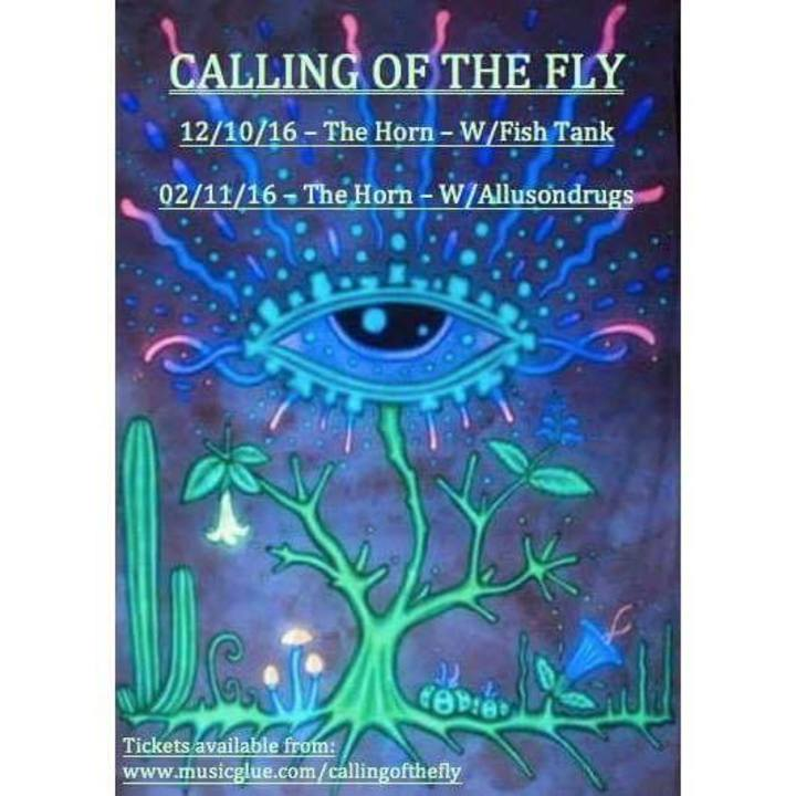 Calling of the Fly Tour Dates