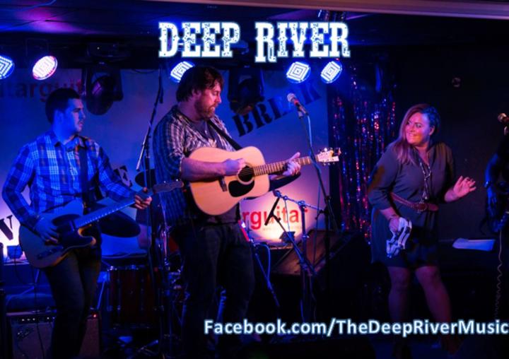 Deep River  @ Kitty O'Shea's - Glasgow, United Kingdom
