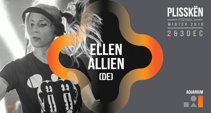 Ellen Allien @ The Hub - Athens, Greece