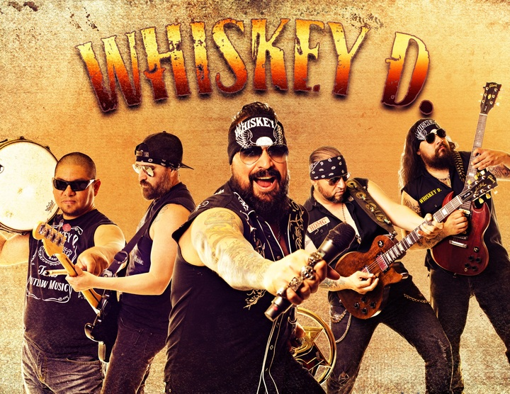 Whiskey D. Fan Page @ Leo Pena (Placita Park) - Mission, TX