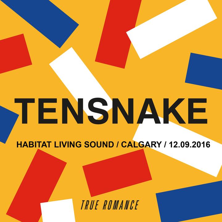 Tensnake @ Habitat Living Sound - Calgary, Canada