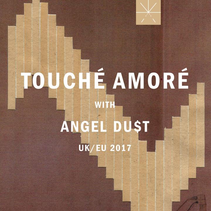 Touche Amore @ MELKWEG AMSTERDAM - Amsterdam, The Netherlands