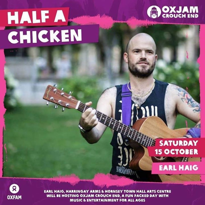 Half a Chicken Tour Dates