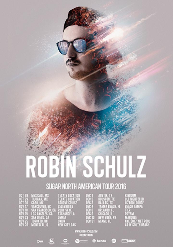Robin Schulz @ Beach Bar - Tampa, FL