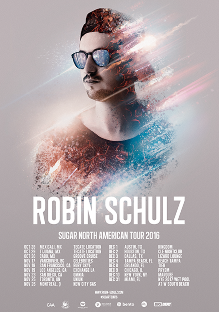 Robin Schulz @ PRYSM NIGHTCLUB - Chicago, IL