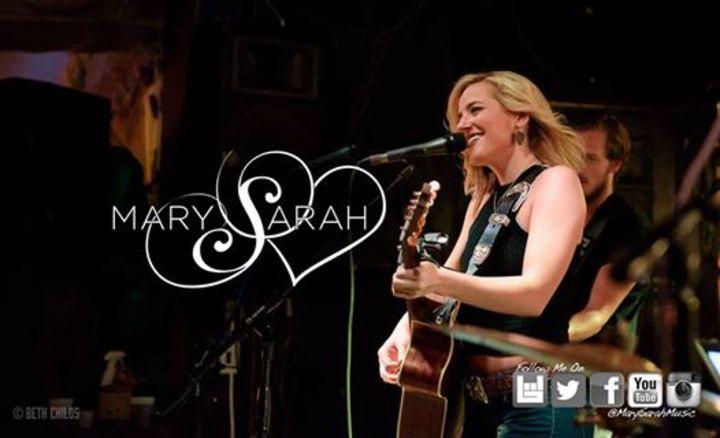 Mary Sarah Tour Dates