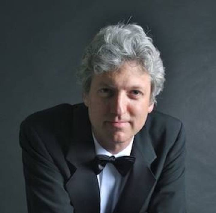 Brian Ganz - Pianist @ St. Andrew Presbyterian Church - Purcellville, VA