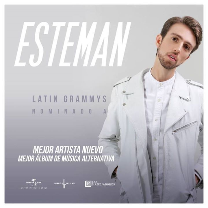 Esteman Tour Dates