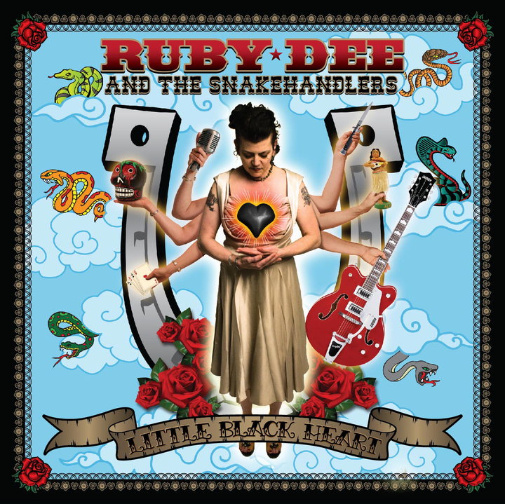 Ruby Dee And The Snakehandlers @ Rhythm Room - Phoenix, AZ