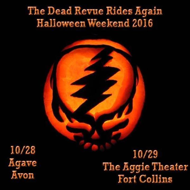 Rocky Mountain Grateful Dead Revue Tour Dates