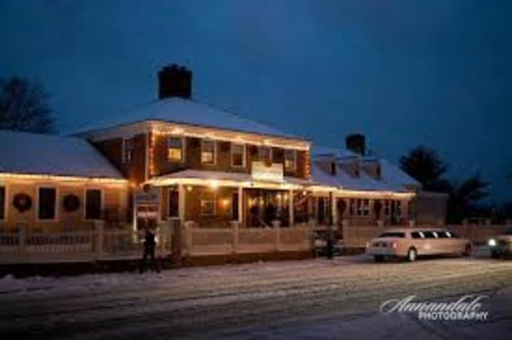 Andy & Bethany @ Shipyard Tavern - Mystic, CT