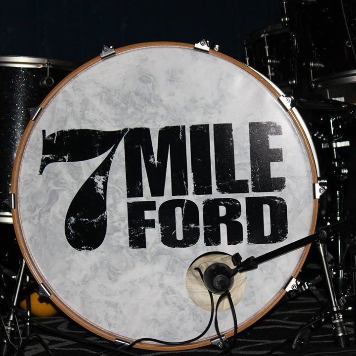 Seven Mile Ford Tour Dates
