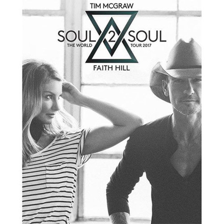 Soul2Soul with Tim McGraw and Faith Hill @ Bankers Life Fieldhouse - Indianapolis, IN