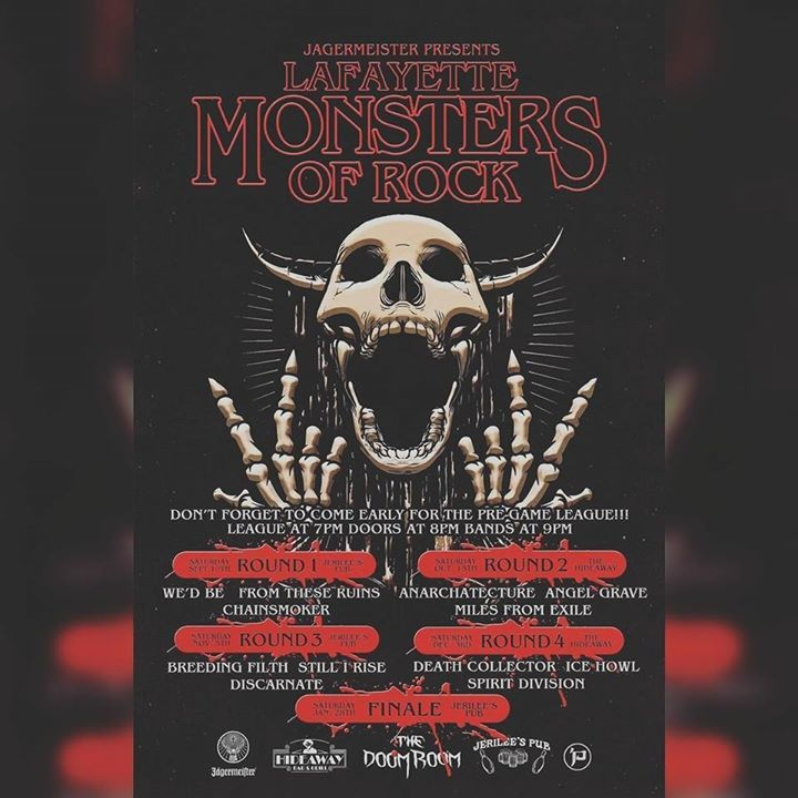 Death Collector Tour Dates