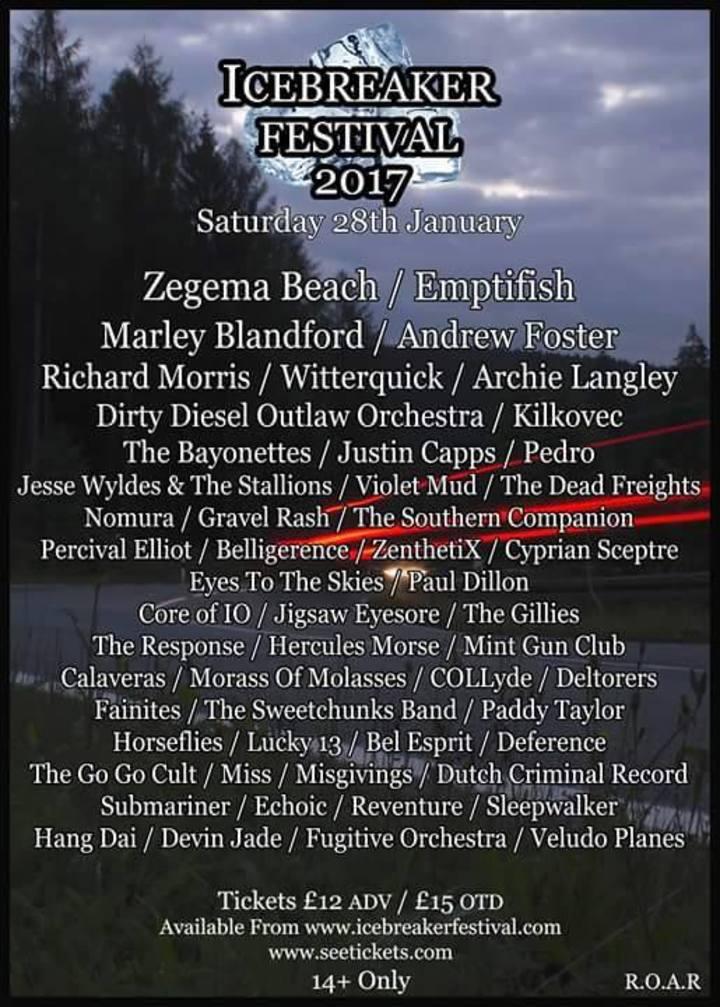 Nomura Tour Dates
