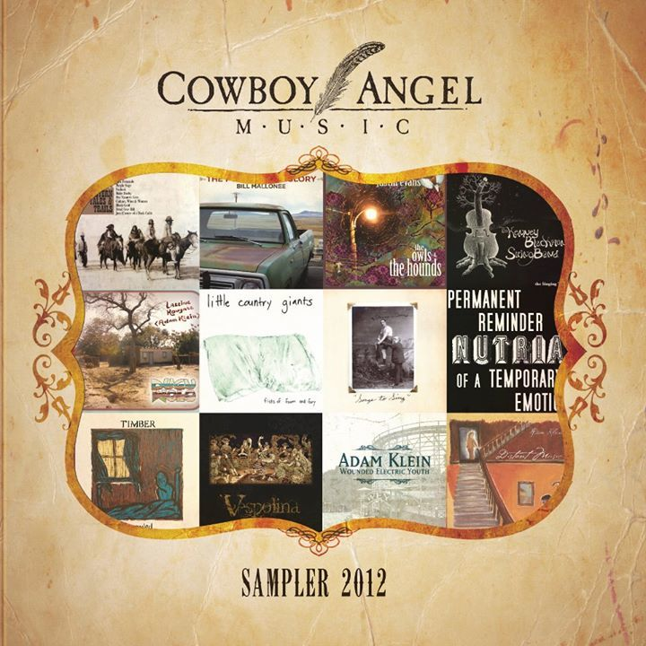 Cowboy Angel Music Tour Dates